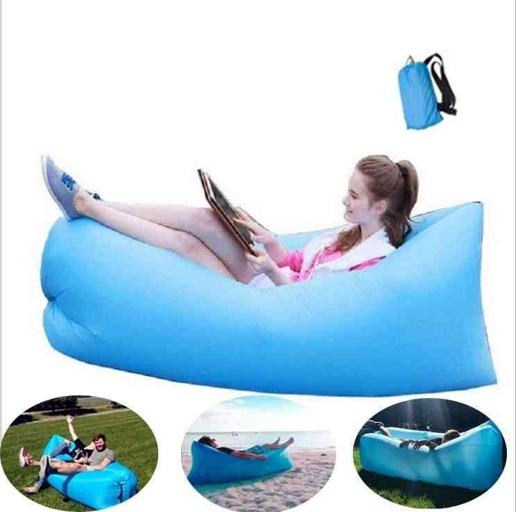 Inflatable Beach Folding Sleeping Bag