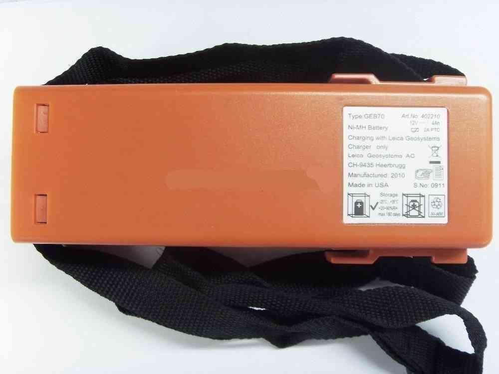 Levantamento Instrumento Bateria Externo