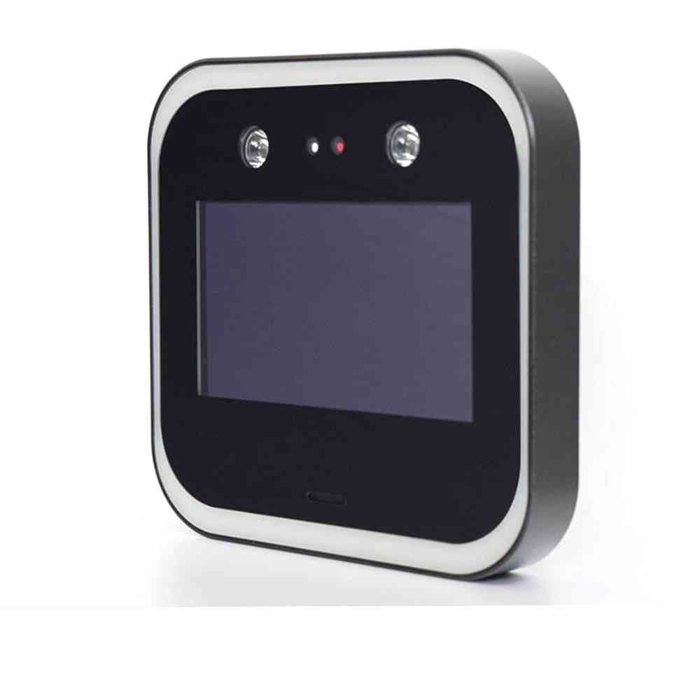 Touch Screen Wifi Dynamic Face Recognition Time Attendance Control Employee Time Clock