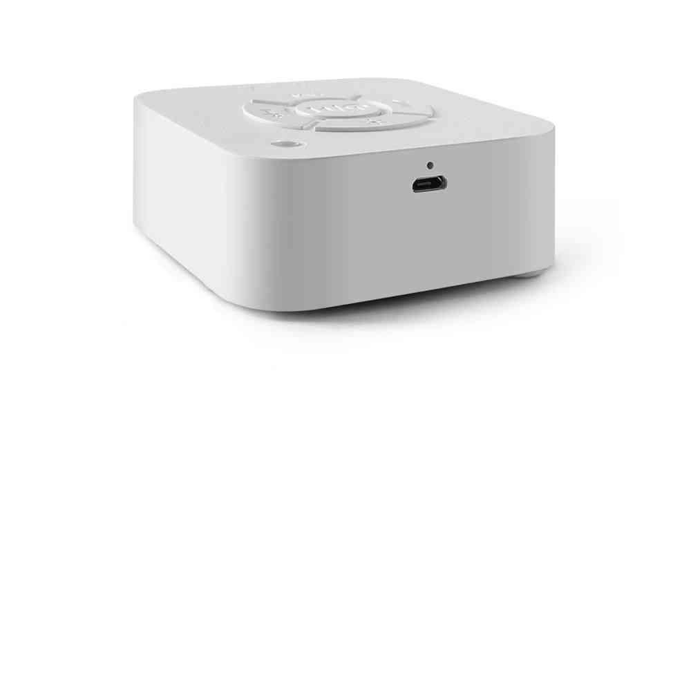 Baby Monitor Noise Usb Rechargeable Timed Shutdown Sleep Sound Machine