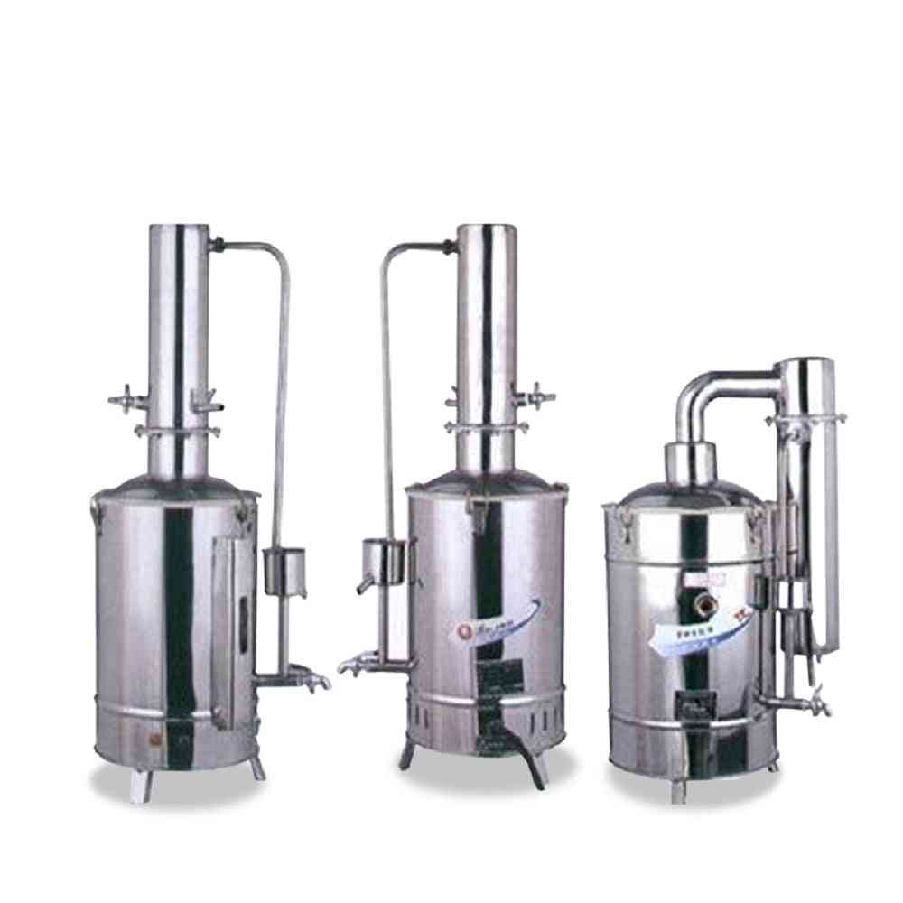 Stainless Steel- Electric Water Distiller