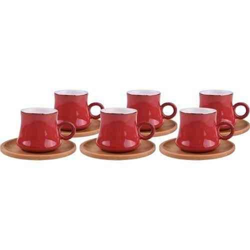 Traditional Coffee Cup Set