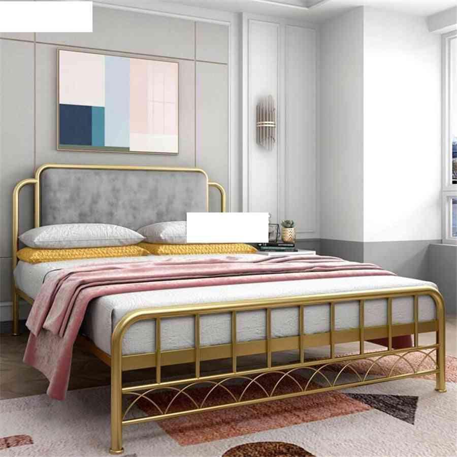 Ngryise 1 Set Ear Shape 120*190cm Bed