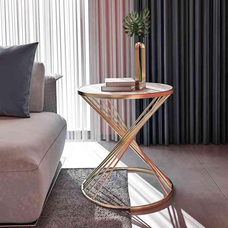 Fashion Design Round Small Coffee Table