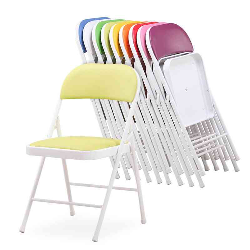 Portable Folding Conference Chair