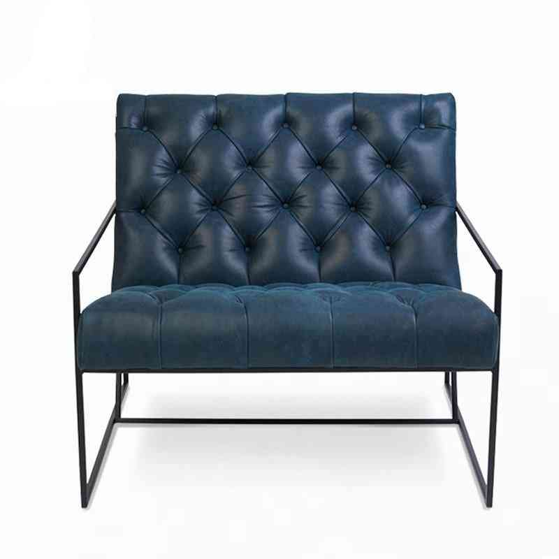 Simple Laziness Minimalist Designer Creative Leisure Office Sofa