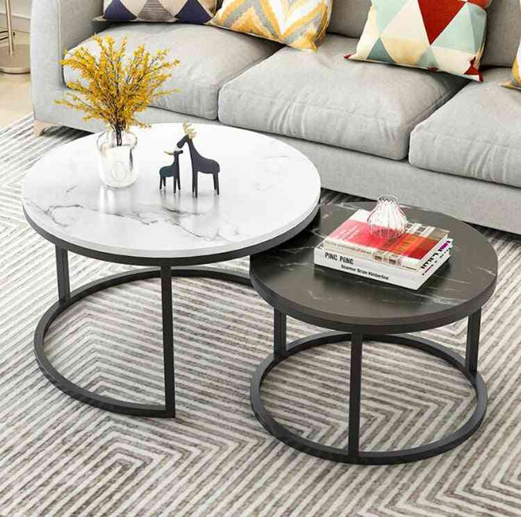 Coffee Tables Marble Texture