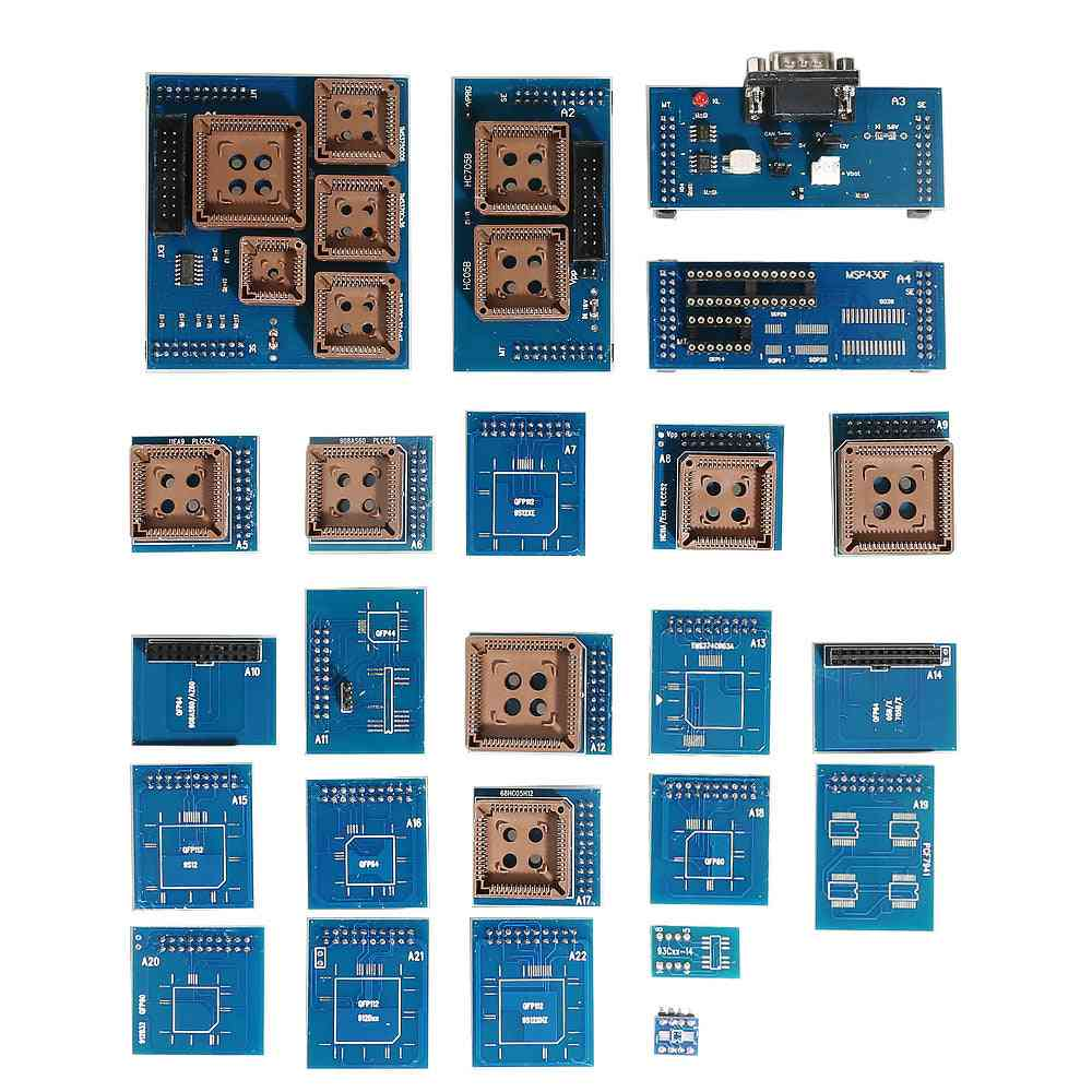 Professional Programming Device With Full Packet Hardware & Enhanced Software Programmer