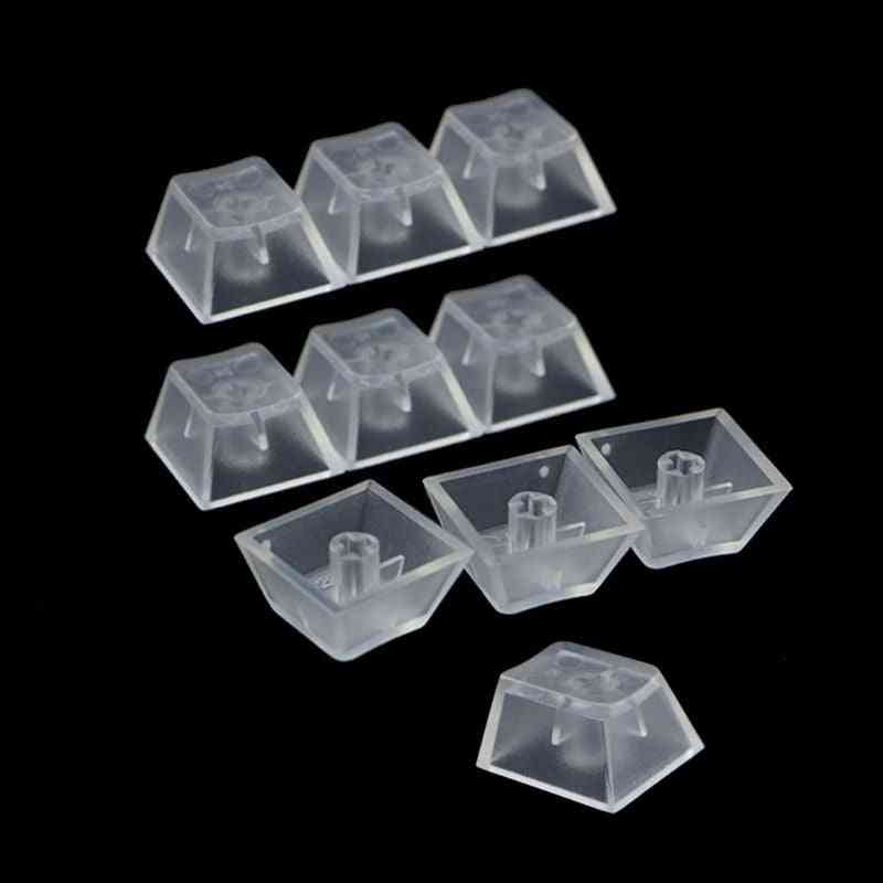 Transparent Abs, Mechanical Keyboard Keycaps
