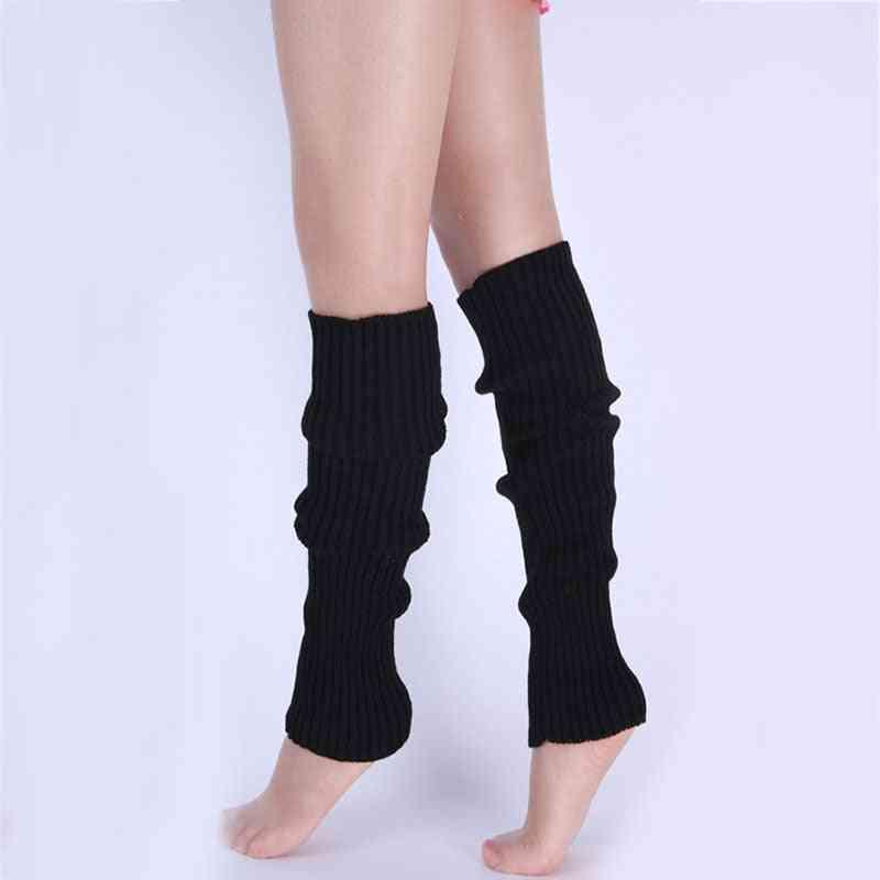 Kniting Leg Warmer