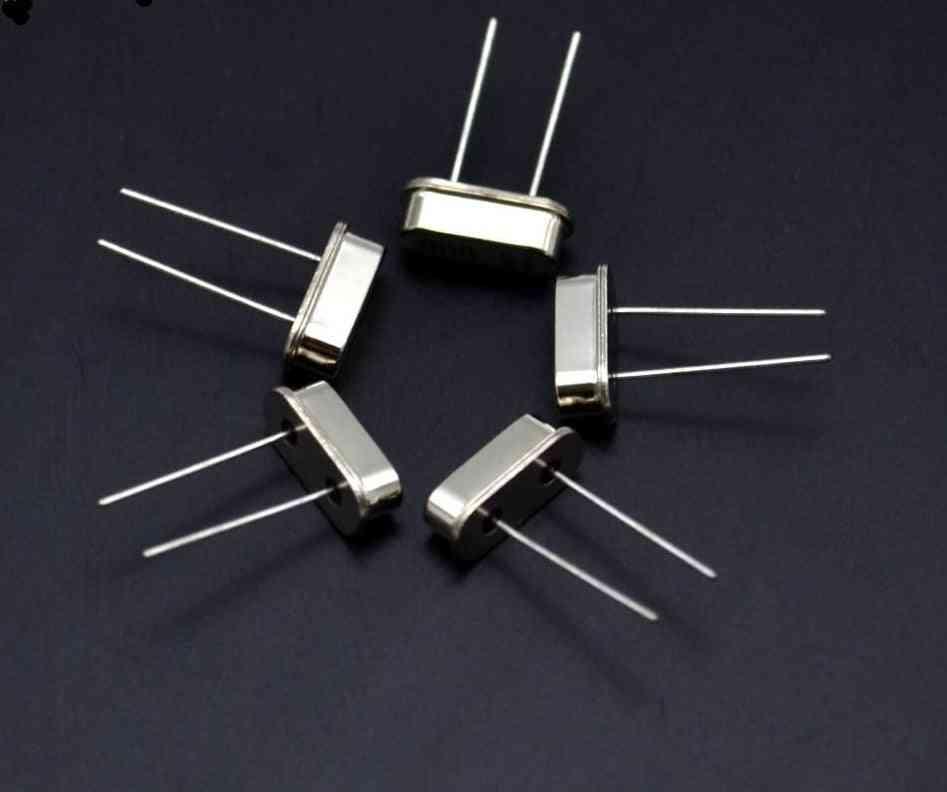 16mhz, Hc-49s Low Profile Passive Crystal, Resonator Oscillator