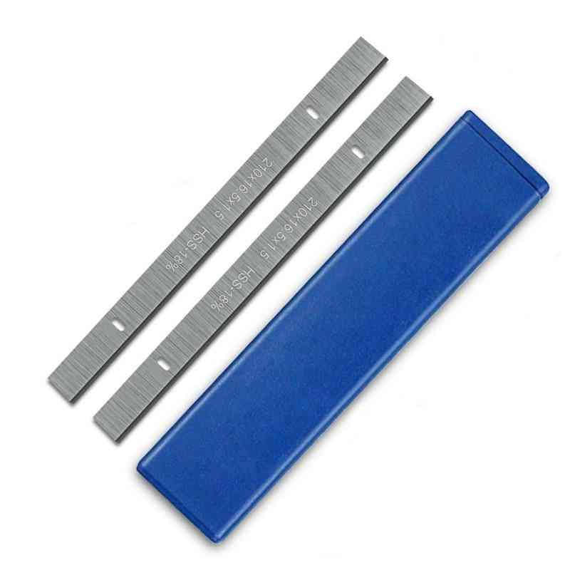 Hss Thickness Planer Blades Knife For Woodworking Power Tool Parts
