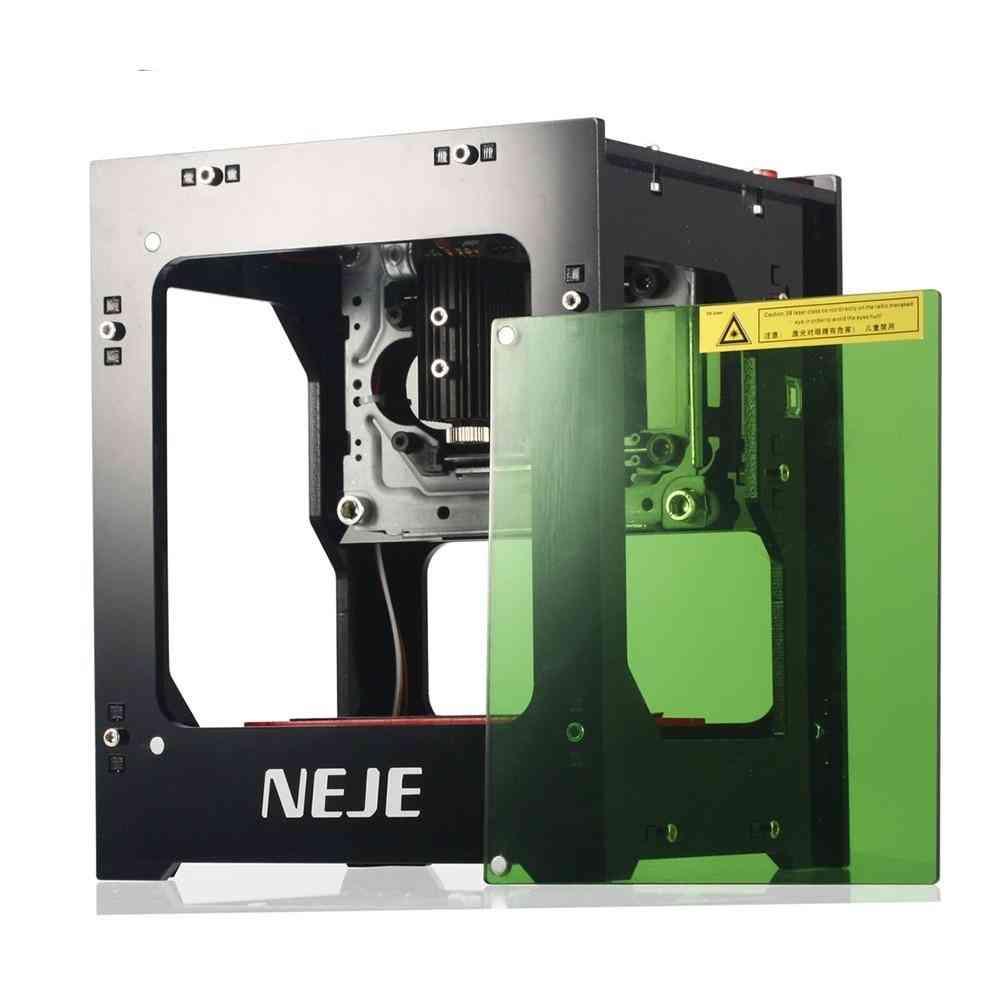 Diy Mini Usb Automatic Cnc Laser Wood Milling Cutter Engraving Machine