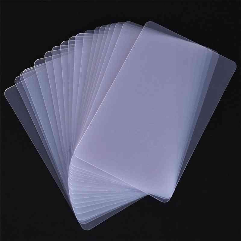 Clear Plastic Card, Glued Screen Repair Tool For Ipad Tablet, Mobile Phone