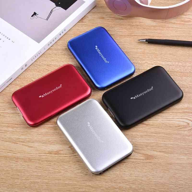 Usb 3.0 Hdd Portable External Hard Disk For Desktop, Laptop