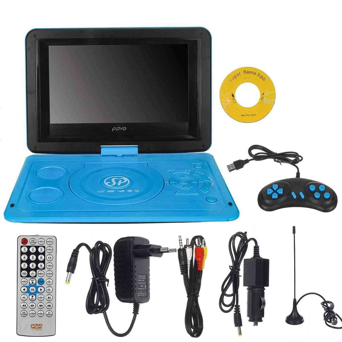 Widescreen High-definition Portable Car Mobile Dvd Player