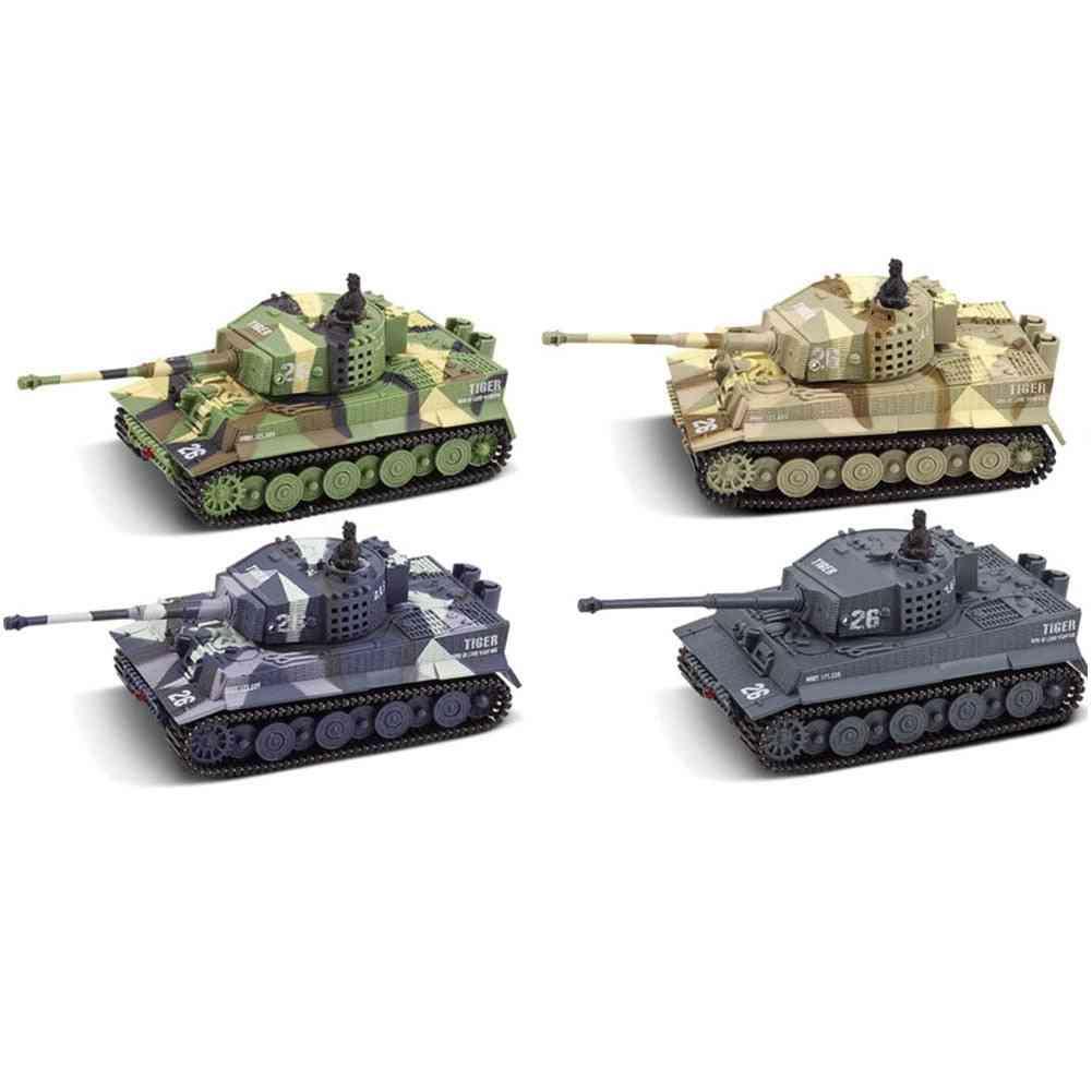 German Tiger Tank Parts, Mini Remote Control Cars