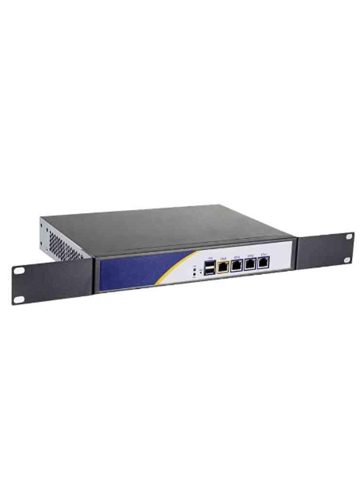 R1 Firewall Vpn Network Security Appliance Intel D525 Dual Core 4 Intel Gigabit Lan Router Pc 2gb Ram 32gb Ssd