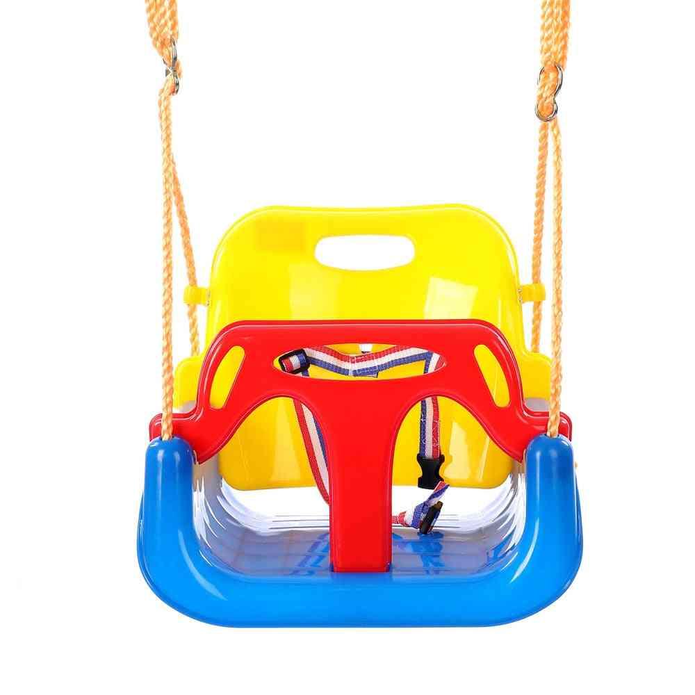 Multifunctional Baby Swing Hanging Basket Outdoor Kids Toy