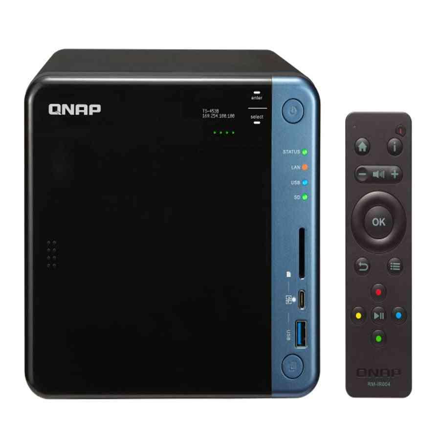 Memory 4-bay Diskless Nas Server Nfs Network Storage