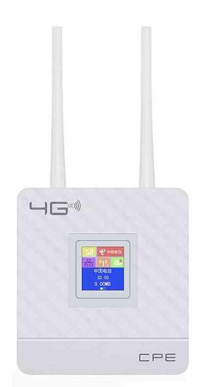 4g Router External Antenna Wifi Hotspot