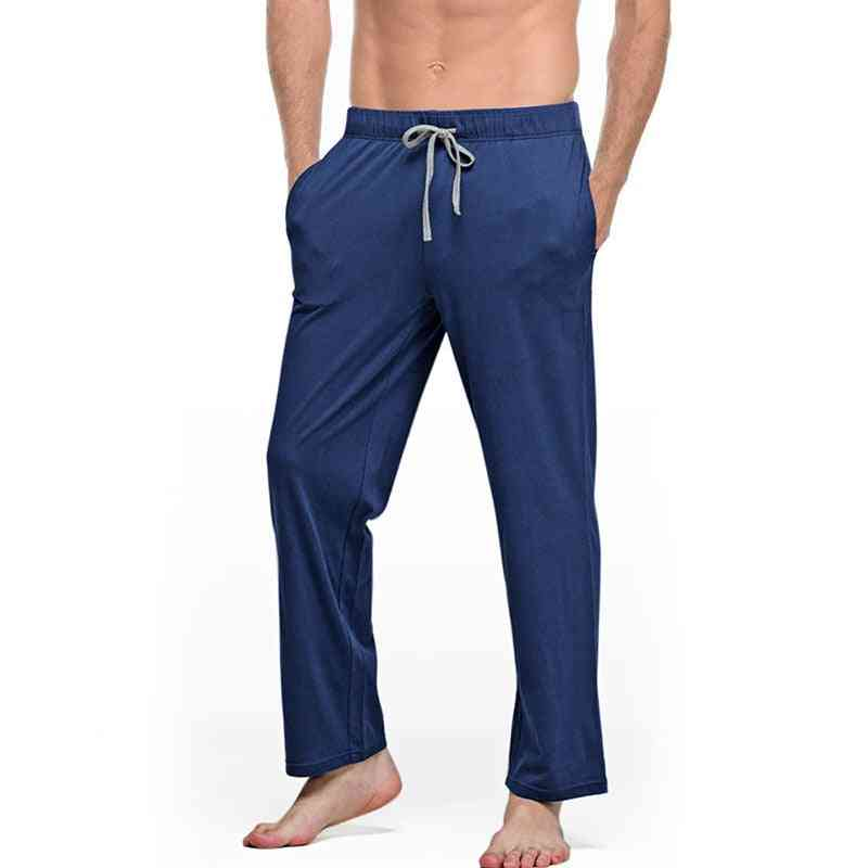 Breathable, Soft And Loose Cotton Pajama Pants