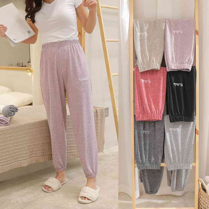 Soft And Casual Cotton Long Pajama