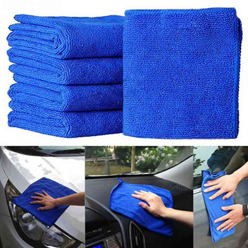Micro Fibre Cleaning Auto Soft Washing Cloth Towel, Duster