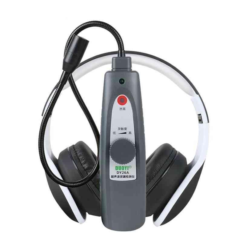 Dy26a Gas Water Leak Pressure Vacuum Probe Ultrasonic Detector Tool