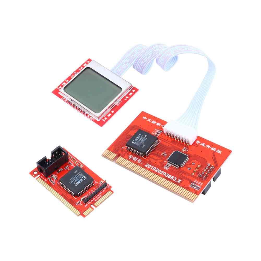 Tester Post Test Card Tablet Pci For Pc Laptop Desktop