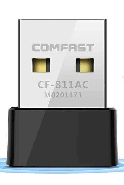 Dual Band, Usb Wireless, Wifi Adapter High Speed, Network Card
