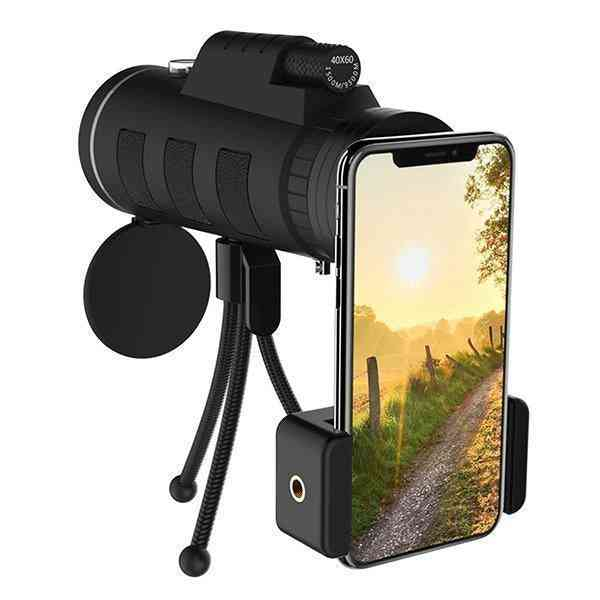 Telescope For Smartphone Camera (black)