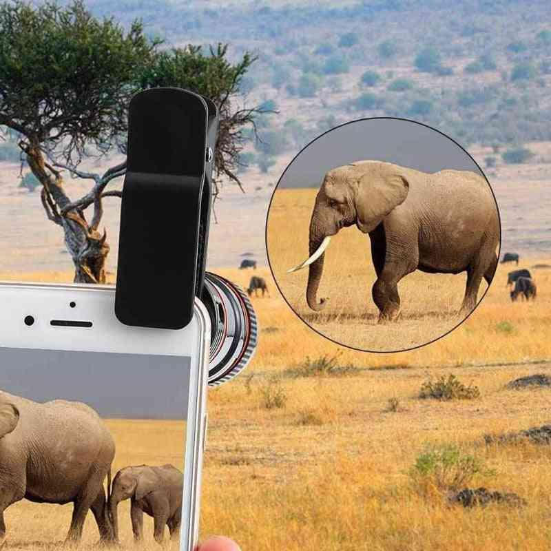 Phone Camera Lens Universal Clip
