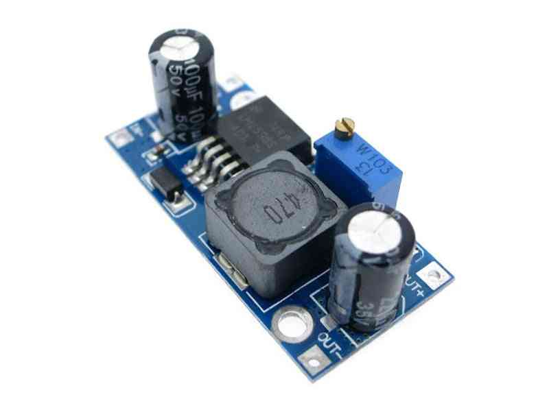 Dip Dc Buck Converter Step Down Module Lm2596 Power Supply Output 1.25v-30v