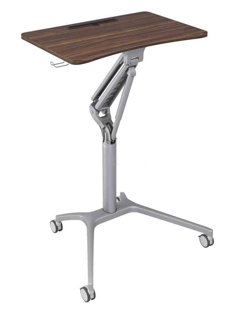 Podium Mobile Lift, Conference Room, Simple Speech Desk Table
