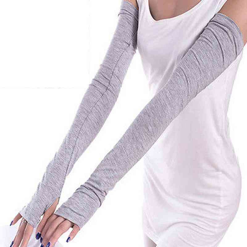 Arm Sleeves For Running Cycling & Sun Protection Arm Cover