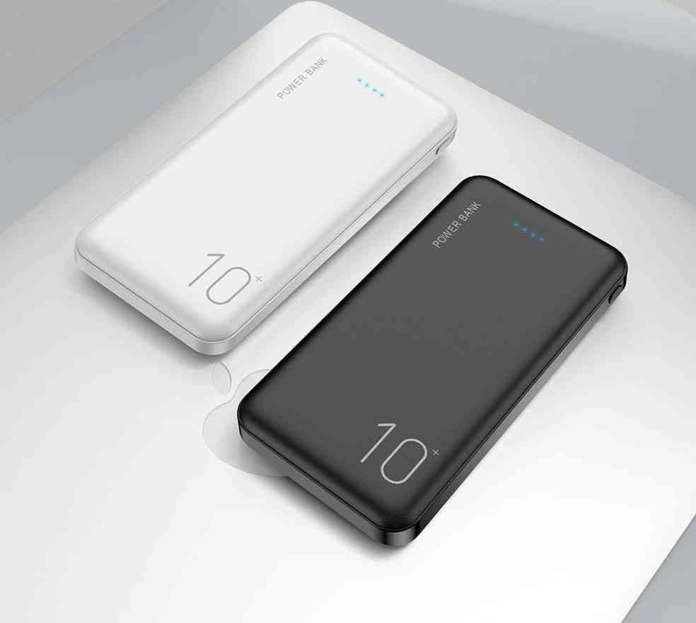 External Battery Mobile Portable Charger Led Power Bank