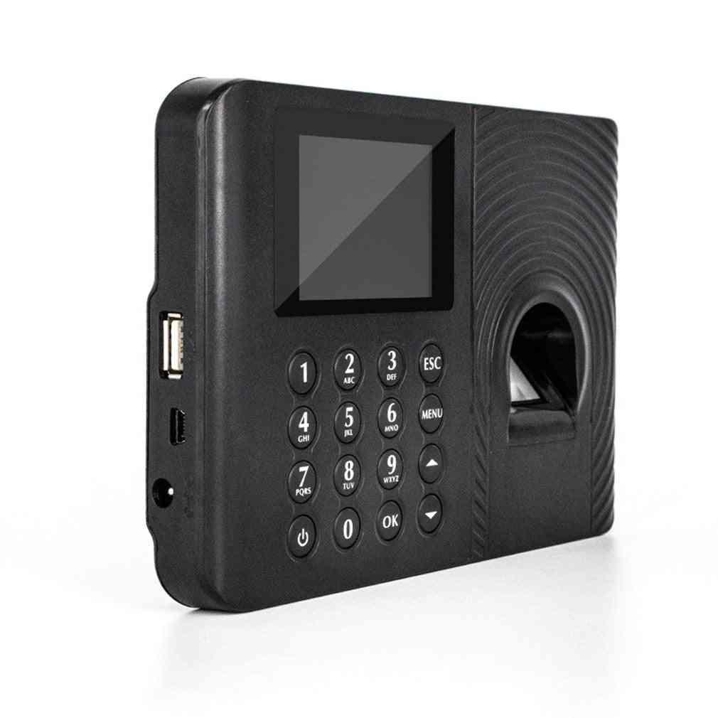 Fingerprint Attendance Machine, More Convenient, Simple, Faster, More Precise, Wider Application