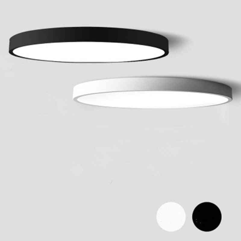 Modern Led, Acrylic Round Chandeliers, Ceiling Fixture Lighting