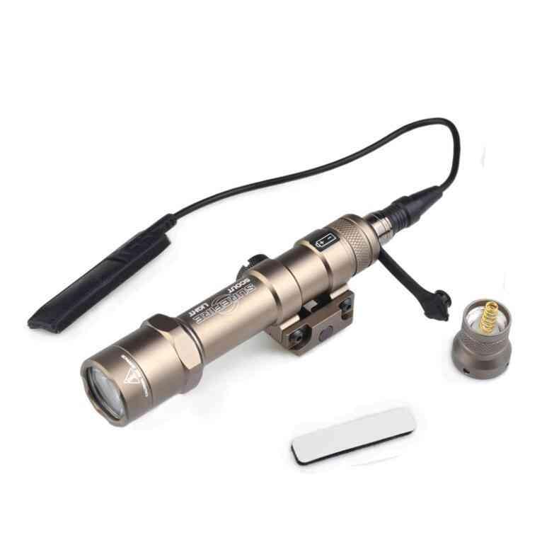 Element Airsoft Tactical Flashlight Surefir, Light Lumen Gun Flashlight For Hunting Weapon