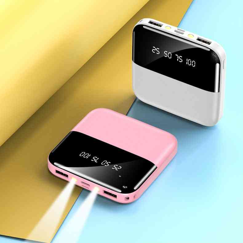 Portable Charging Mini Power Bank For Smartphone