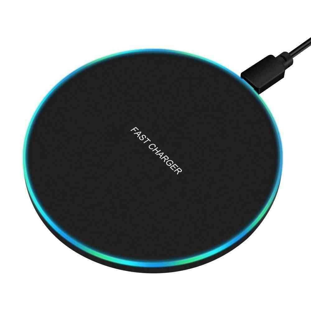 30w Fast Wireless Charger For Samsung, Iphone Airpods Charging