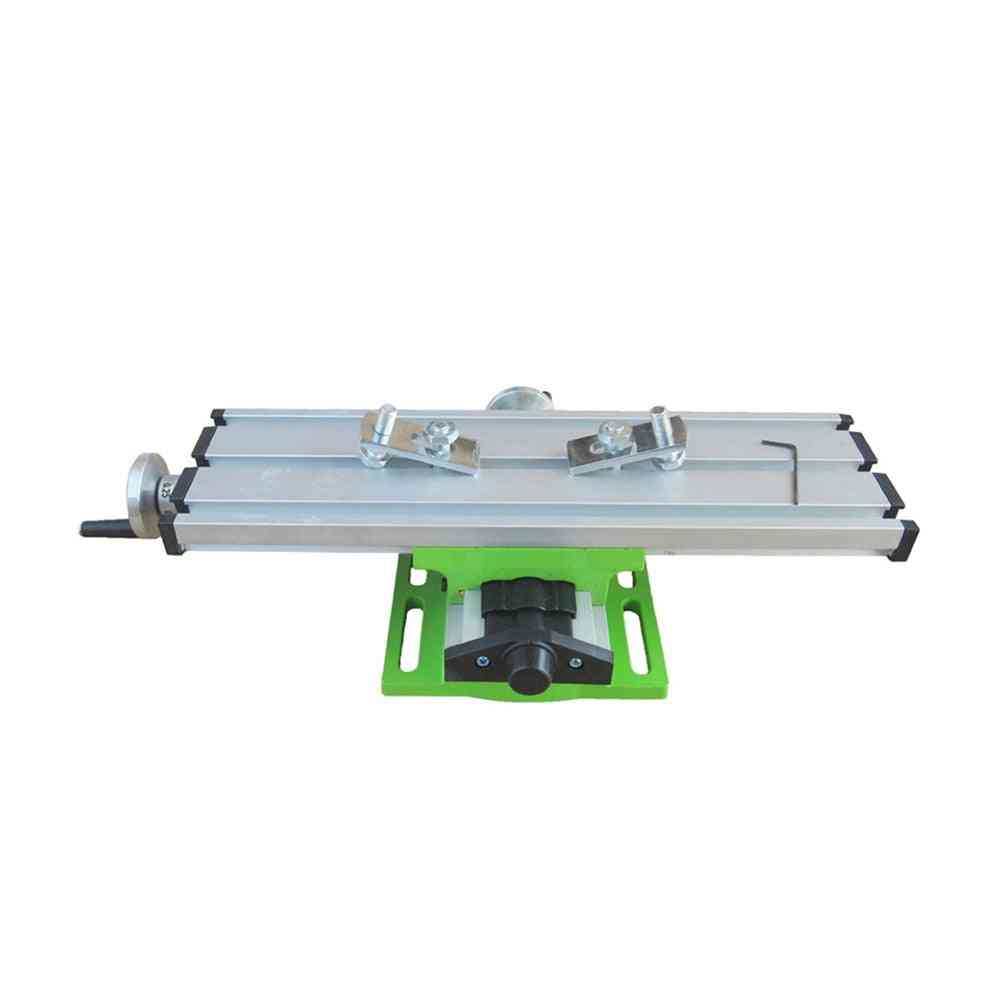 Compound Cross Slide Table Worktable For Milling Drilling Bench