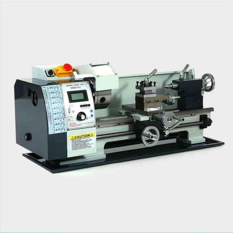 Digital Metal Brushless Motor Mini Lathe Machine