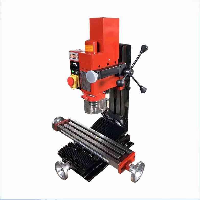 750w Brushless Motor Digital Display Mini Milling Machine