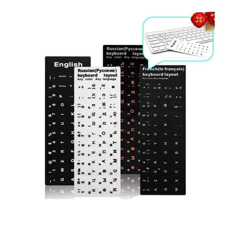 Waterproof Laptop Keyboard Sticker