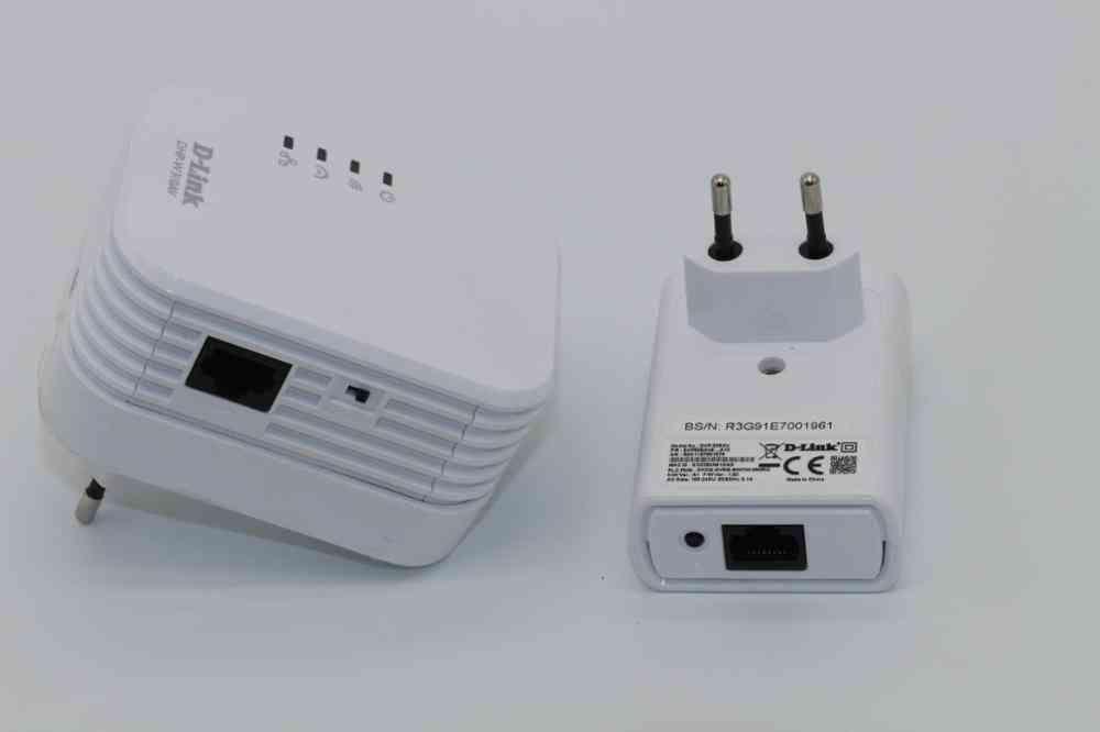 Wireless Powerline Adapter