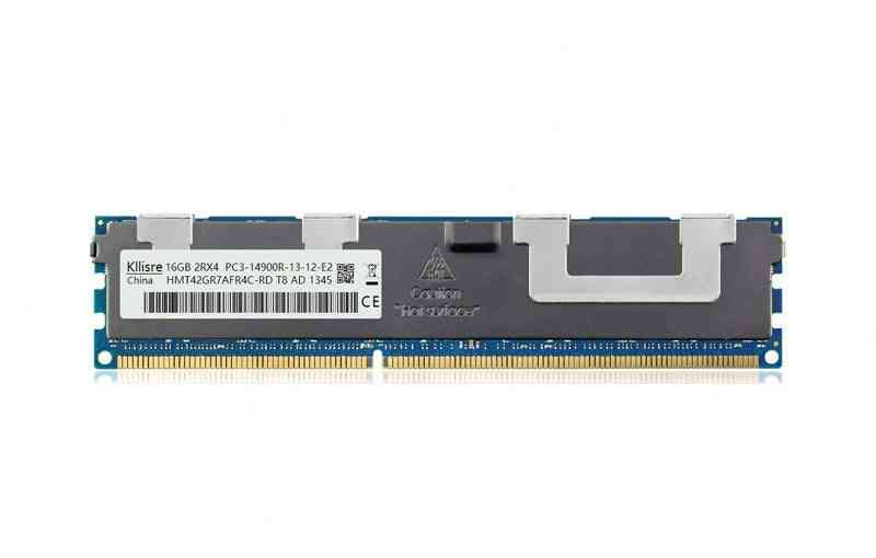 X58 X79 X99- Ecc Server, Memory Ram, Supports For Motherboard