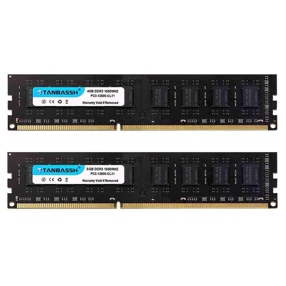Ddr3 Intel Ram 4gb 8gb