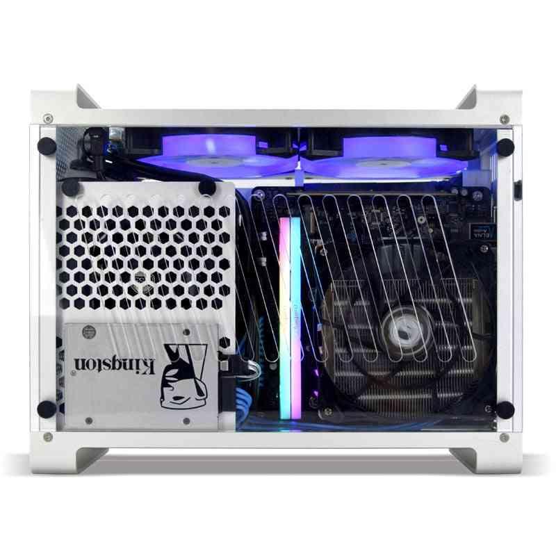 All Aluminum Game Computer